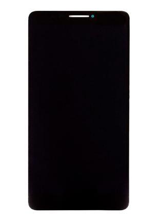 """Дисплей Lenovo Tab 3 7"""" Plus TB-7703X с тачскрином (Black)"""