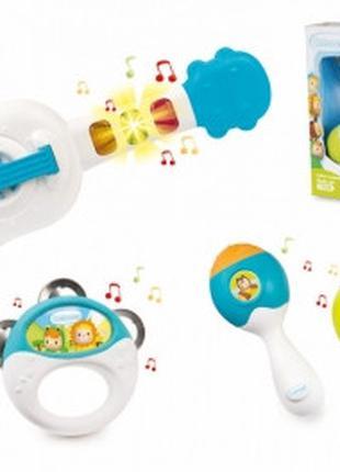 Детские музыкальные инструменты Cotoons, от 1 года