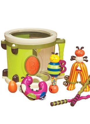 Детские музыкальные инструменты – ПАРАМ-ПАМ-ПАМ (7 инструменто...