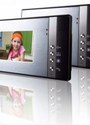 Установка видеонаблюдения и домофонов.