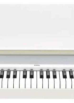 Цифровое пианино Korg B2 WH