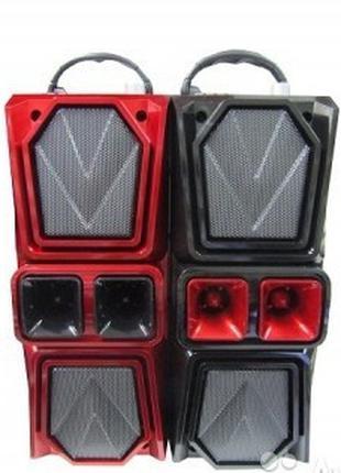 Портативная акустическая система Мощная Активная JBK-8813 с ра...