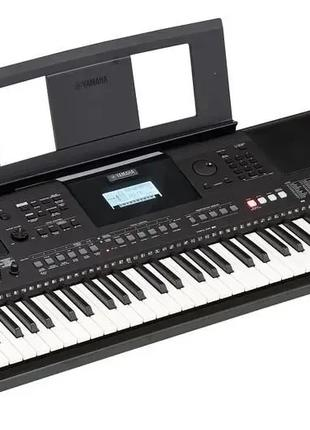 Синтезатор Yamaha PSR-E463 Black