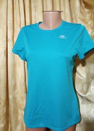 Спортивна футболка жіноча kalenji