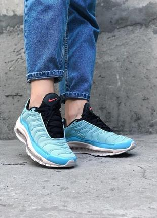 Кроссовки: nike air max 97 plus mica green.