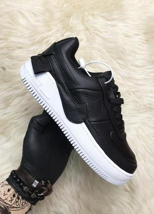 Nike air force low jester black
