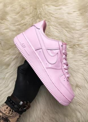 Nike air force low pink