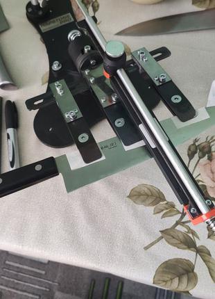Заточка кухонных, охотничьих, складных ножей