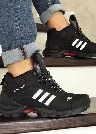 Ботинки: adidas climaproof