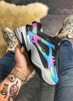 Nike m2k tekno rainbow.