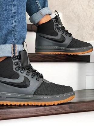 Nike lunar force 1 duckboot (зима)