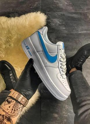 Nike air force 1 sky blue.