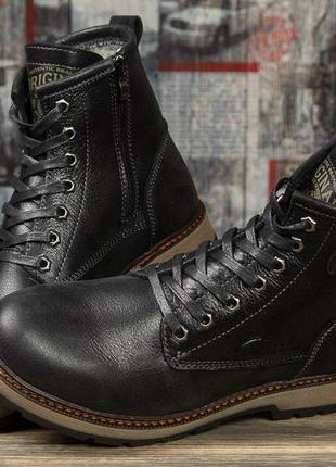 Зимние ботинки на меху ► clarks comfort