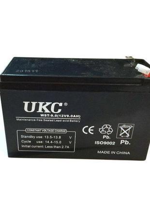 Аккумулятор батарея UKC WST-9.0 12V 9 Ah (004558)