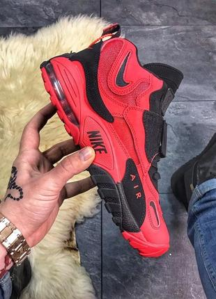 Nike air max speed turf red
