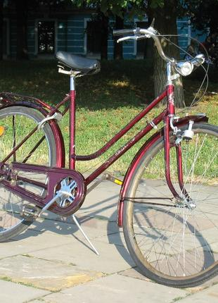 Легендарный голландский ретро велосипед Amsterdam