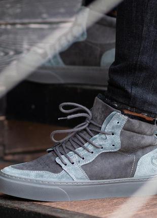 Ботинки: south ferro grey (зима)