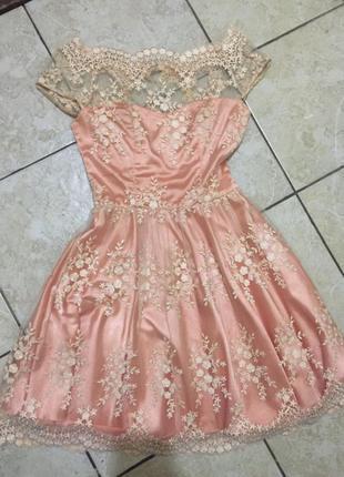Нарядное платье на выпускной вечер, Свадьбу