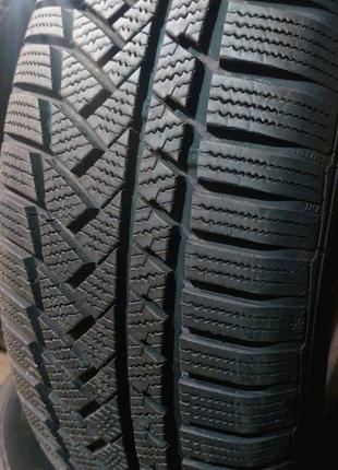 Пара зимних шин Continental winter contact TS850p suv 215/65 r16