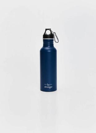 Бутылка для воды алюминиевая