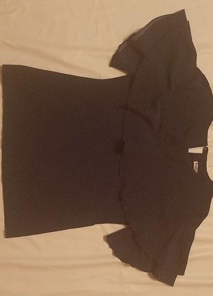 Блузка школьная р 152