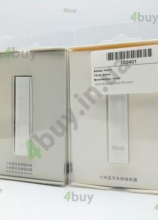 Ресивер аудио наушники jack 3.5 мм Xiaomi Mi Bluetooth Audio R...