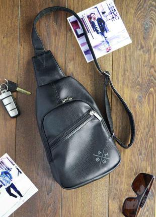 """Черный мужской рюкзак """"Max"""", 03"""