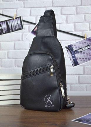 """Черный мужской рюкзак """"Max"""", 15"""
