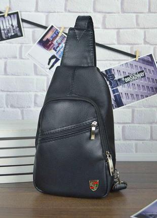 """Черный мужской рюкзак """"Max"""", 25"""