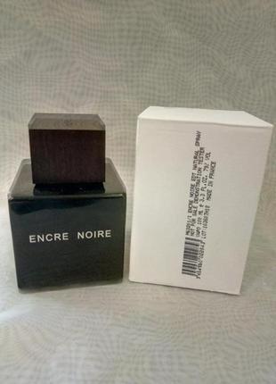 Lalique encre noire туалетная вода 100ml,тестер
