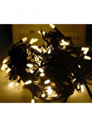 Гирлянда светодиодная LED 100 Конус