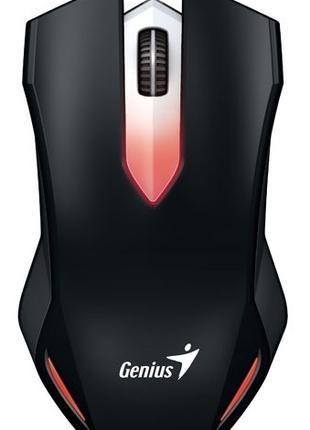 Мышь Genius X-G200 USB Gaming Black