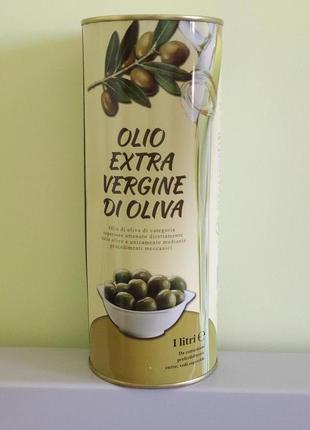"""Олія Оливкова Масло Оливковое Extra Virgin Olive Oil """"Vesuvio"""""""