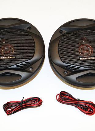 Автомобильная акустика 13см Megavox MET-5274 200W 2х полосные