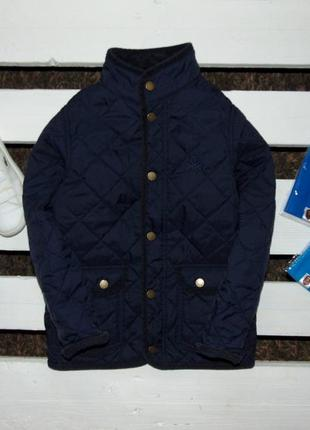 Стьогана курточка benetton  ріст 128