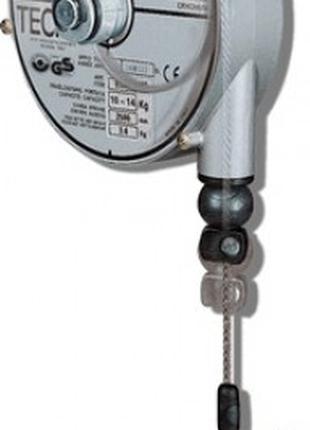 Таль балансир TECNA 9346 Поднимаемый вес 2-4кг Ход 2.5 м Вес т...