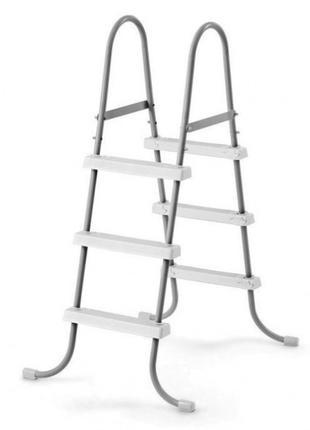 Лестница для бассейнов Intex 28065, высота 107 см