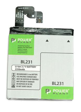 Аккумулятор PowerPlant Lenovo VIBE X2 (BL231) 2350mAh