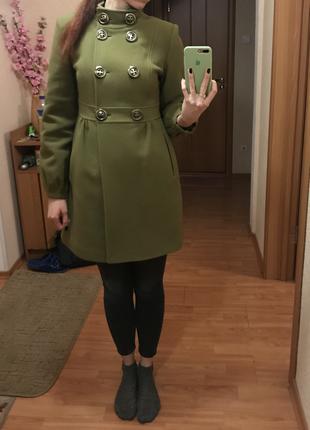 Пальто женское осеннее Nina Vladi
