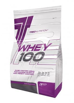 Протеин сывороточный Whey 100 (2,27 kg) TREC nutrition