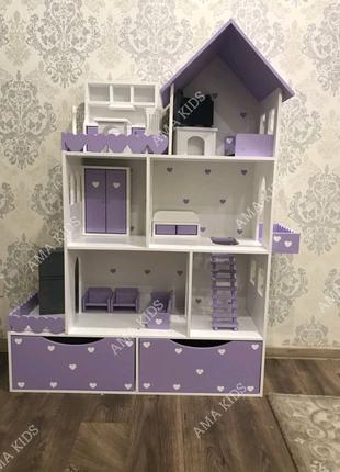 Детский домик, домик для кукол, ляльковий будиночок