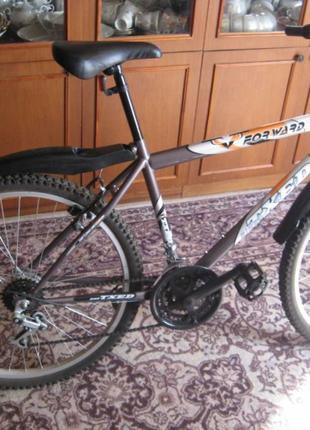 Спортивный / городской велосипед TXED 26 колеса хорошее состояние