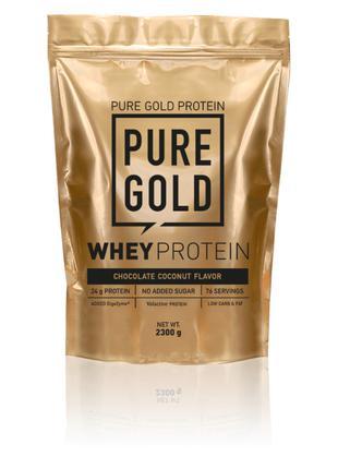 Протеин Whey Protein 2300 g (Mixed berry)