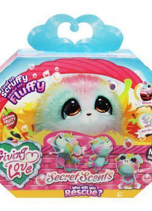 """Мягкая игрушка-сюрприз """"Scruff A Luvs"""""""