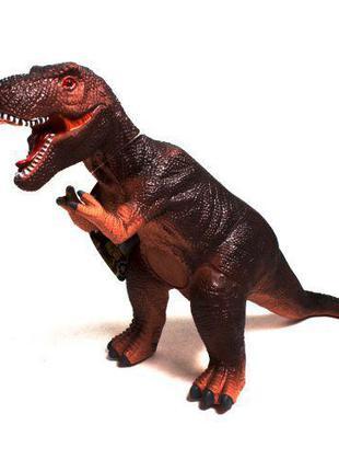 """Динозавр резиновый """"T-REX"""""""