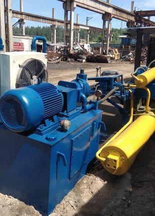 Пресс пакетировочный Y83UA-135В Metal Hydraulic Baler