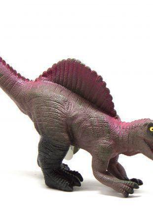 """Динозавр резиновый """"Спинозавр"""", со звуком"""