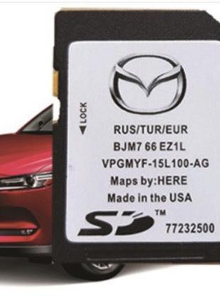 Навигация русификация Mazda обновление карты. русский мазда проши