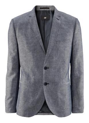 стильный легкий пиджак H&M