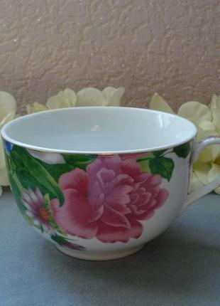 Большая керамическая чашка